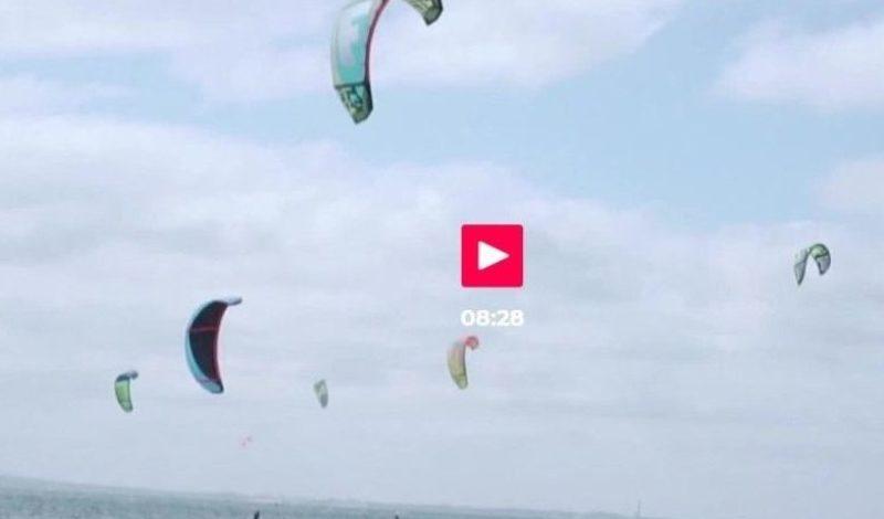 kitesurfing lynæs havn