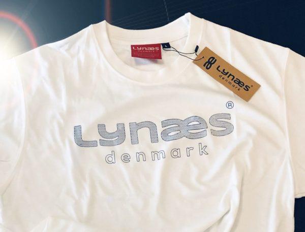 Lynæs t-shirt, hvid