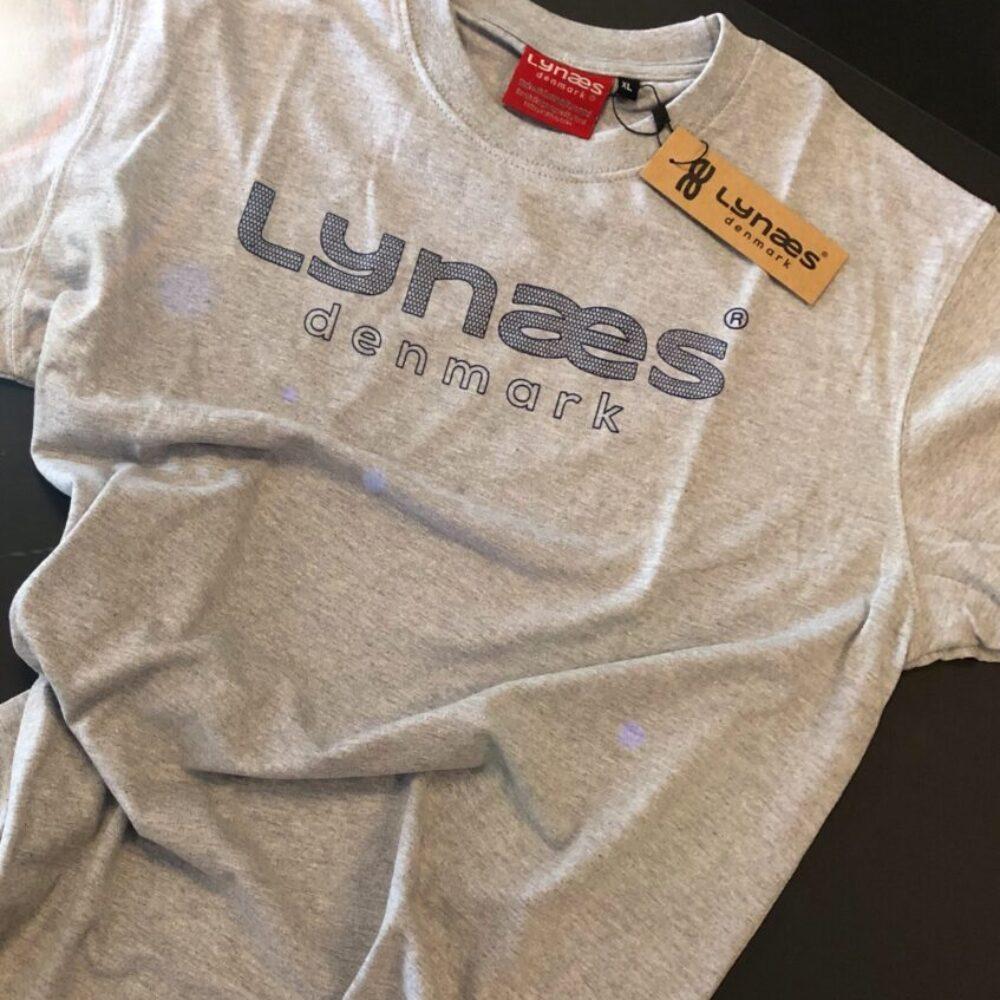 Original LYNÆS t-shirt, grå