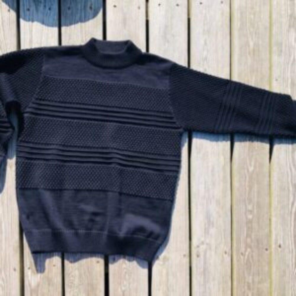⚓ LYNÆSsweateren i merinould