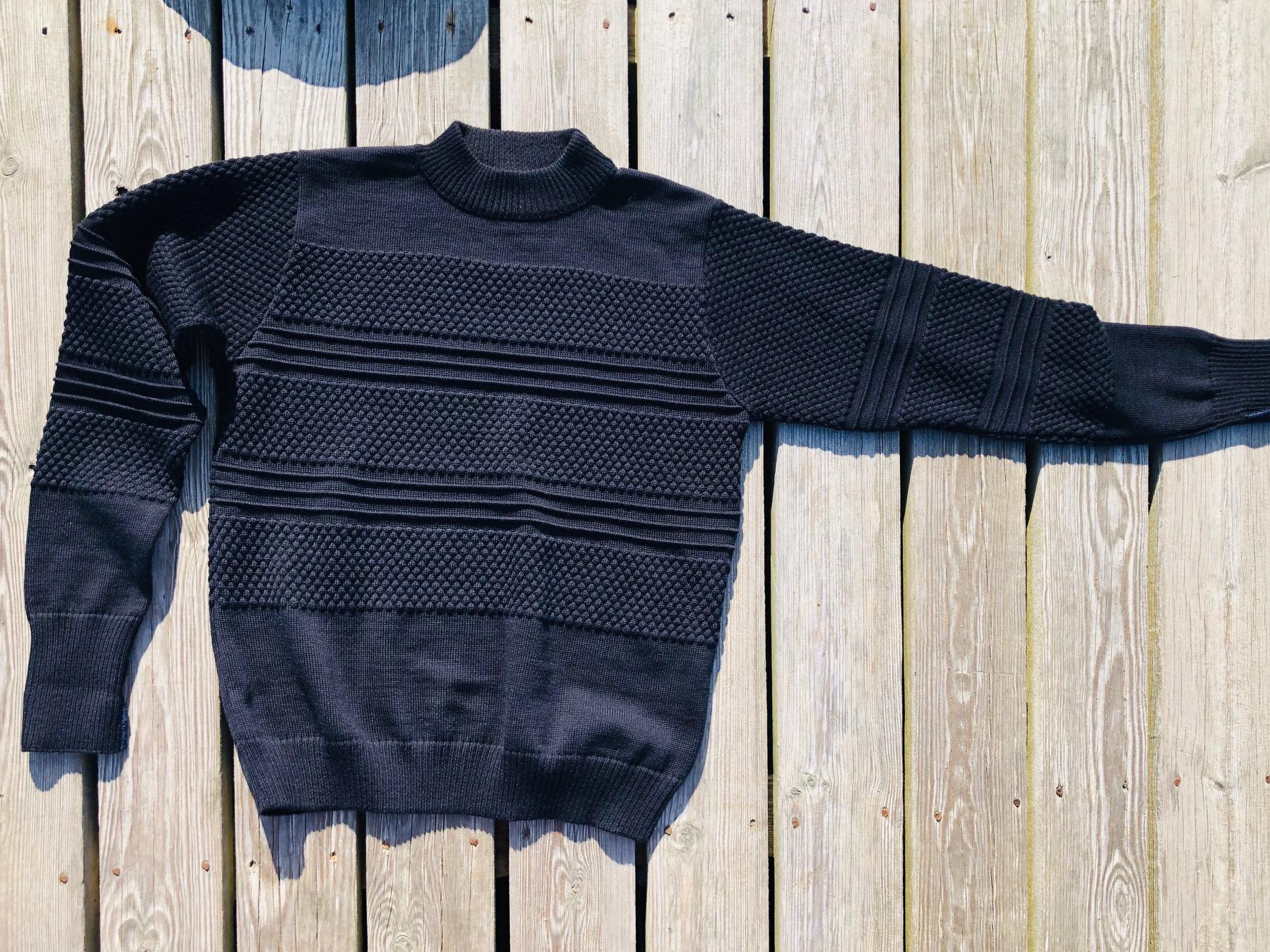 sømandssweater fra LYNÆS