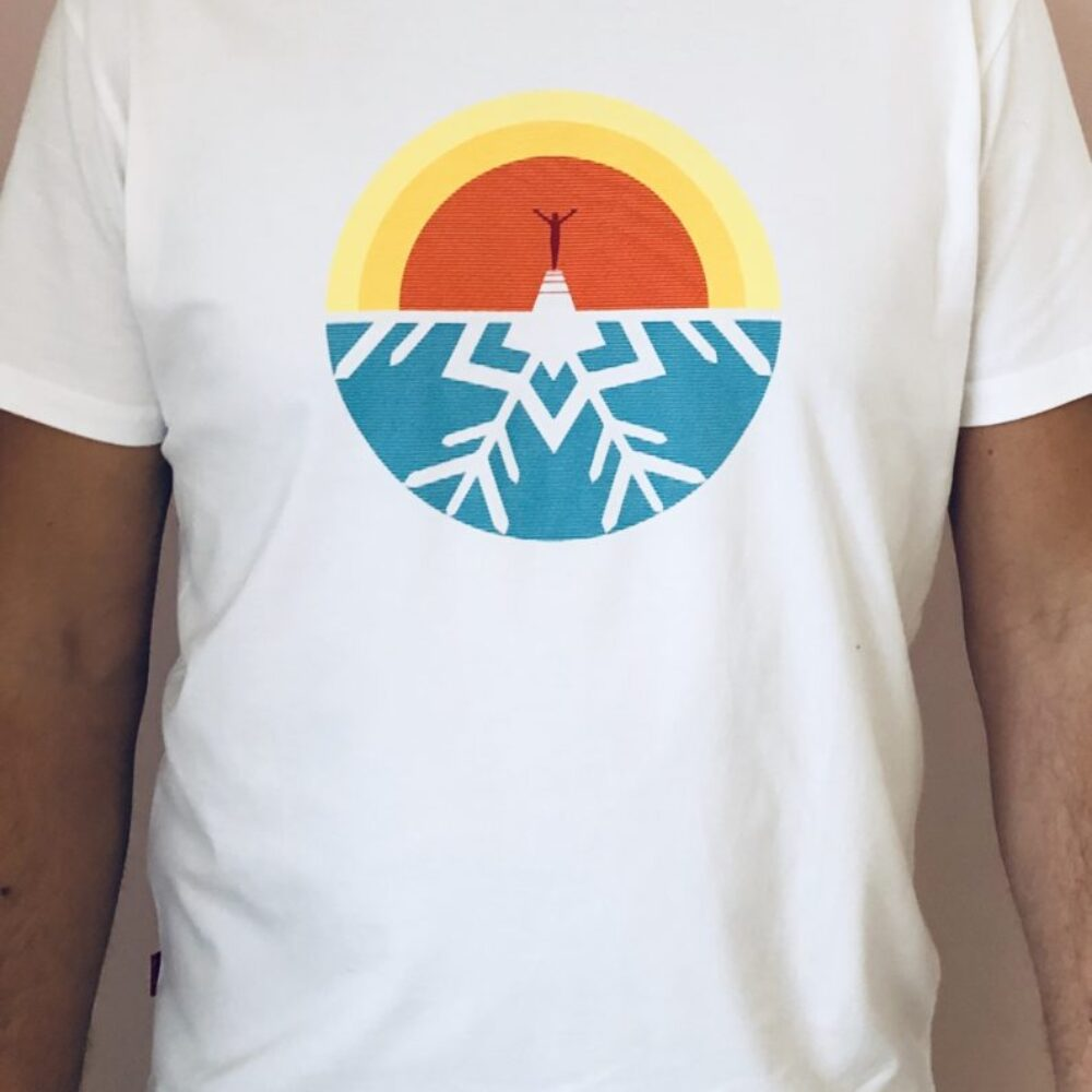 Lynæs vinterbader t-shirt