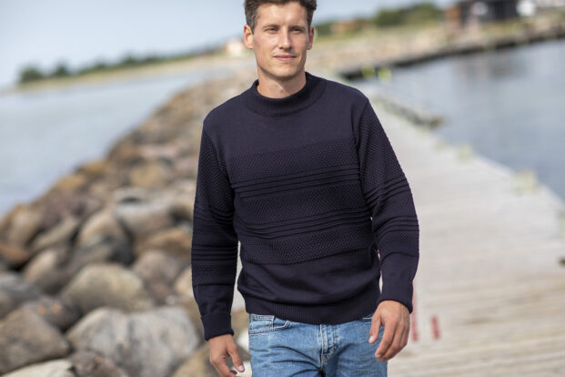Lynæs sømandssweater merinould