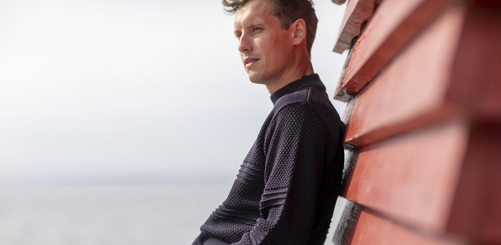 LYNÆS sweater sømandstrøje